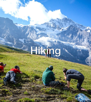 adventure and hiking in switzerland