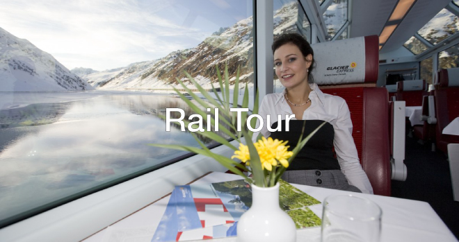 rail tour swiss voyages