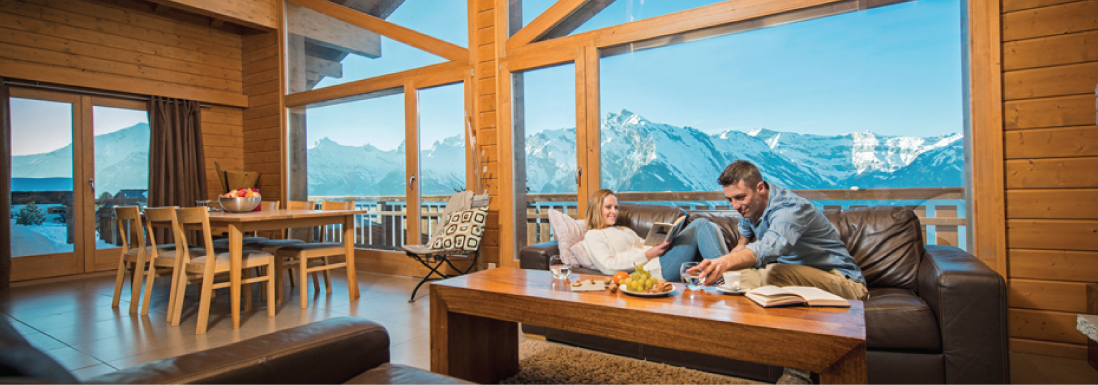 luxury holiday apartments in switzerland