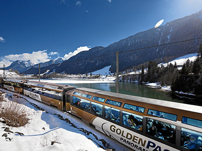Golden Pass First Class – R603