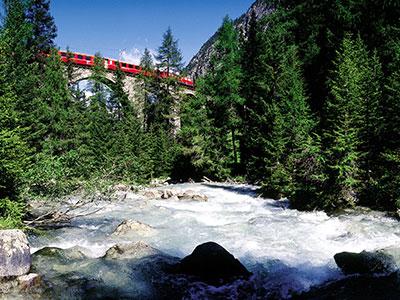 Grand Train Tour Of Switzerland – R802