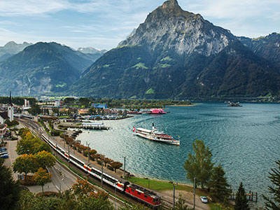 Panorama Express – Glacier And Bernina – S401