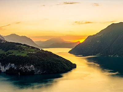 Italy, Switzerland & France– R901