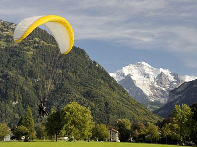 Scenic Swiss Panorama – S503