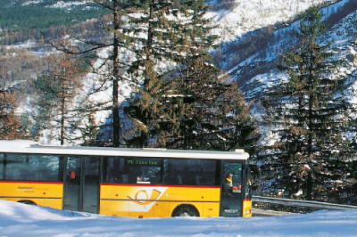 Swiss Postbus Pass Tour