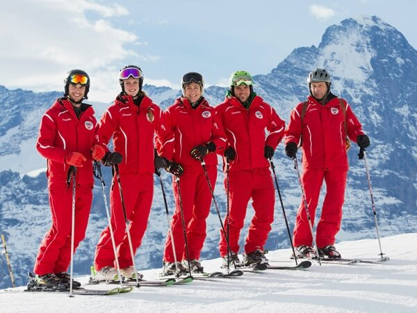 Learn To Ski On Alps – S3002