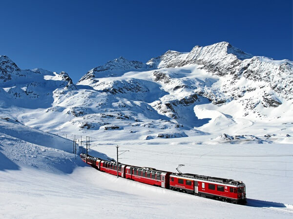 Panoramic Swiss Round Trip – S7001